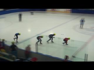 Д.Ср. 500 м восьмая финала Василиса.MTS