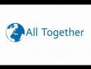 All Together кто создал проект_ на вопросы отвечает Екатерина Малофеева 1