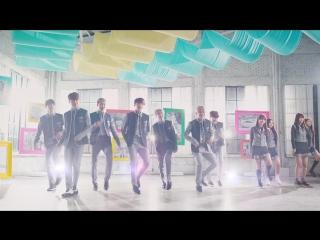 `MV` BTS х GFriend - FAMILY (Smart School Uniform Official Campaign MV)