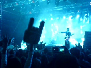 The Rasmus /Greenfest/ IN THE SHADOWS
