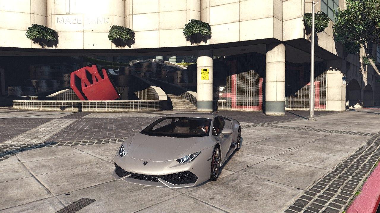 Lamborghini LP610 для GTA V - Скриншот 2