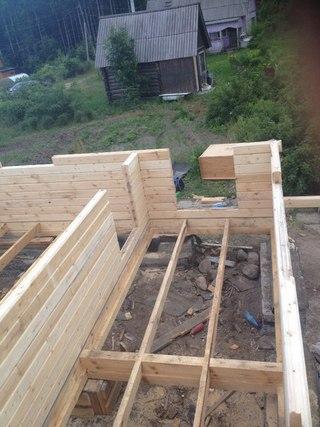 строительство дома из пеноблоков своими руками без опыта строительства