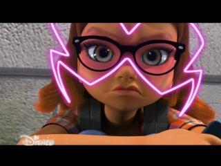 ЛедиБаг и Супер-Кот / Miraculous Ladybug - 7 серия (Русский дубляж - Дисней) HD