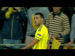 172 CL-2015/2016 Maccabi Tel Aviv - FC Porto 1:3 (04.11.2015) 1H