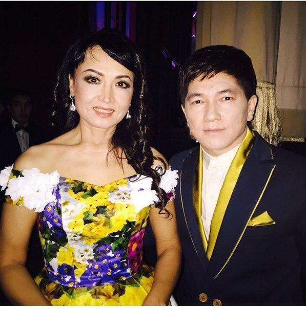 Сәкен Майғазиев & Нұржамал Үсенбаева - Мен сенімен кездестім (2016)