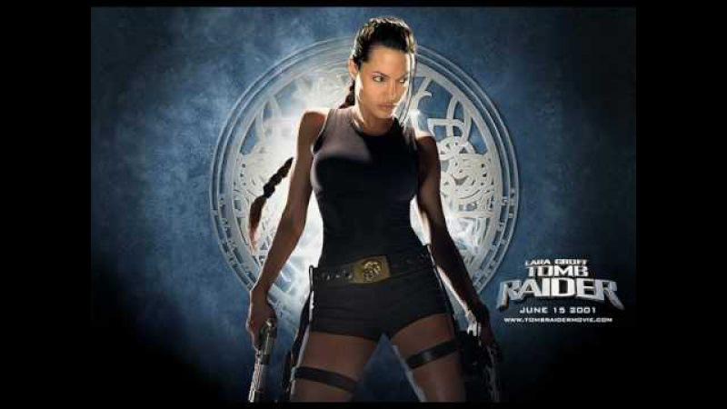 8 Terra Firma (Lara's Mix) - Delerium (featuring Aude) - Tomb Raider