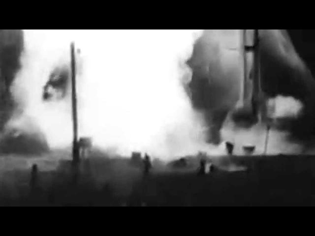 Трагедия 24 октября 1960 года на 41-й площадке Байконура