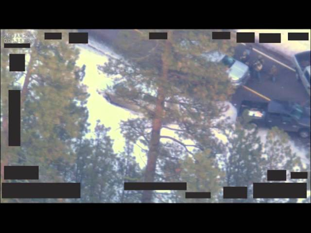 Complete, Unedited Video of Joint FBI and OSP Operation 01262016