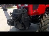 Беларус 921, 921.2, 921.3, 921.4 -  детальный обзор, внешний вид, интерьер, кабина, двигатель