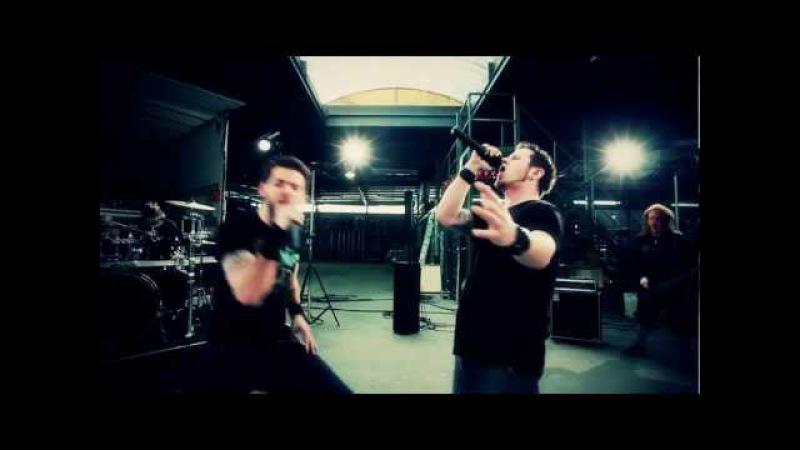 T.A.N.K feat. Jon Howard (Threat Signal) : Inhaled (metal music video / clip)