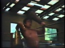 Antonio inoki training