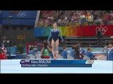 Anna Pavlova - Floor Exercise - 2008 Olympics All Around