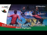 2015 World Tour Grand Finals Highlights: MORIZONO/OSHIMA vs APOLONIA/MONTERIO (Final)