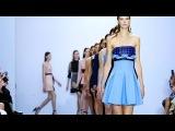David Koma | Spring Summer 2016 Full Fashion Show | Exclusive