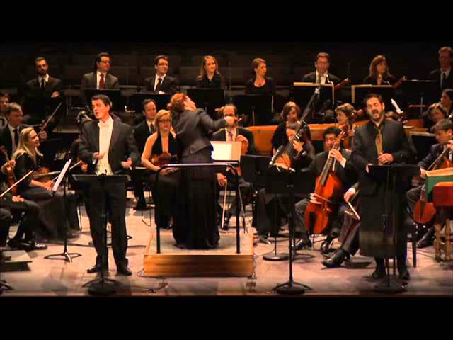 Purcell Sound the trumpet Come ye sons of art away Philippe Jaroussky