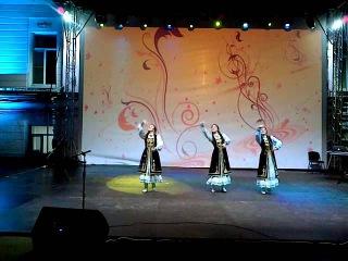 Башкирский танец на Дне народного единства в ВШЭ