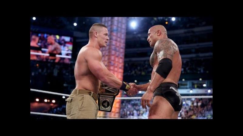 WWE WrestleMania 29 - John Cena vs. The Rock Full Match HQ