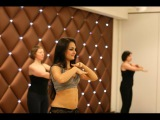 Танец живота. Видео урок №3   для начинающих