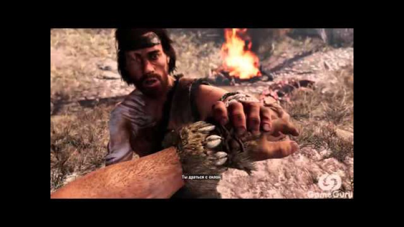 Прохождение Far Cry Primal — Часть 8: ВОИН КАРУШ.ЧЕРНЫЙ ЯГУАР aac