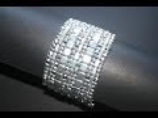 Bracciale Sirio con Tile, Mezzi Cristalli e Bricks - PerlineBijoux.com