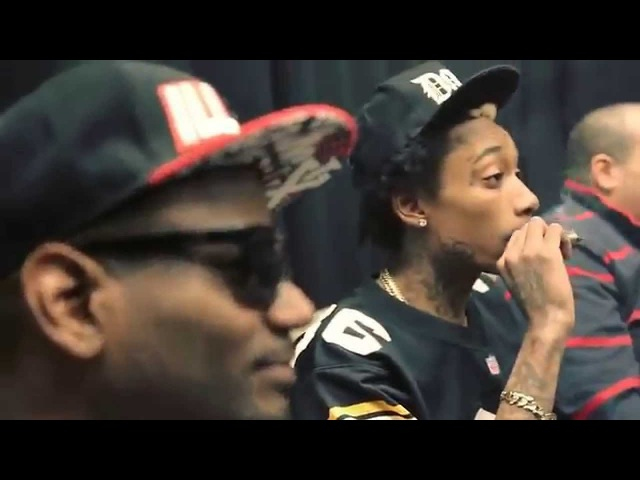 Wiz Khalifa Look What I Got On Official Video