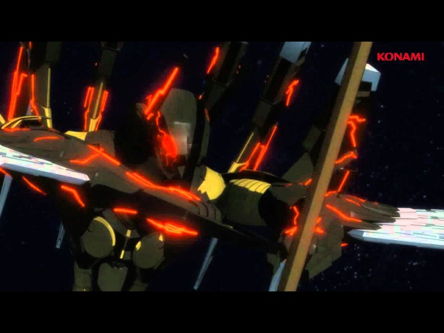 ZONE OF THE ENDERS HD EDITION : オープニングアニメーション