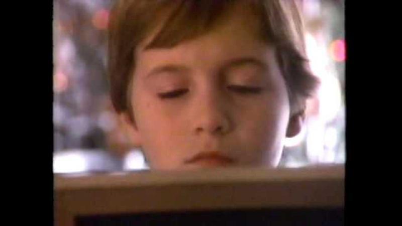1990s Hallmark Christmas Commercial