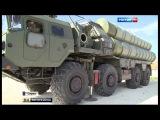 Минобороны опубликовало видео с ЗРК С-400 и крейсером