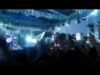 Papa Roach - Kick In The Teeth. Getting Away With Murder (Live in Minsk, GreenFest)