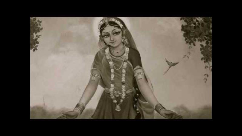 Шрила Прабхупада на Радхаштами