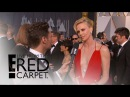 Charlize Theron Talks Mad Max Haircut at Oscars 2016 Live from the Red Carpet E! News