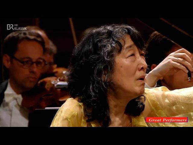 MITSUKO UCHIDA Beethoven Piano Concerto 4 Mariss Jansons Bavarian Radio Symphony