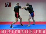 Тайский бокс Тренировка - Упражнение на скорость и точность удара руками