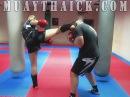 Муай Тай Самоучитель - Жесткая комбинация для  тайского бокса