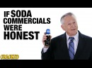 If Soda Commercials Were Honest - Honest Ads Coca-cola, Pepsi, Dr. Pepper Parody