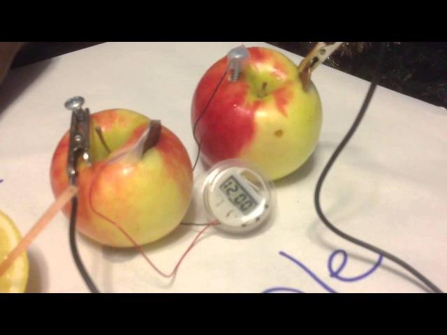 Набор для проведения опытов по выработке электричества Маленький гений