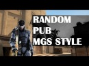 CS:GO - Random pub AWP moment (MGS STYLE)