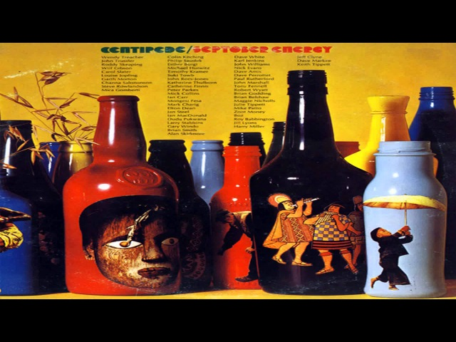 Centipede - 1971 - Septober Energy [Full Album]