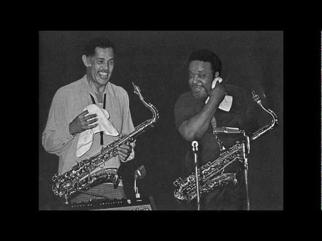 Gene Ammons Dexter Gordon .. Ballads medley