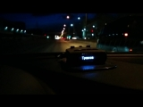 Архангельское шоссе. Реакция радар-детектора.