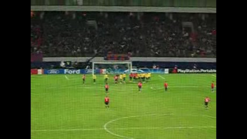 2006 ЦСКА Арсенал гол Карвальо 1 0