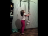 Детская акробатика на TRX