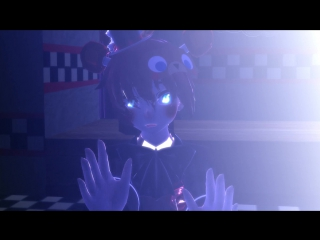 MMD / FNAF / THE NUTCRACKER