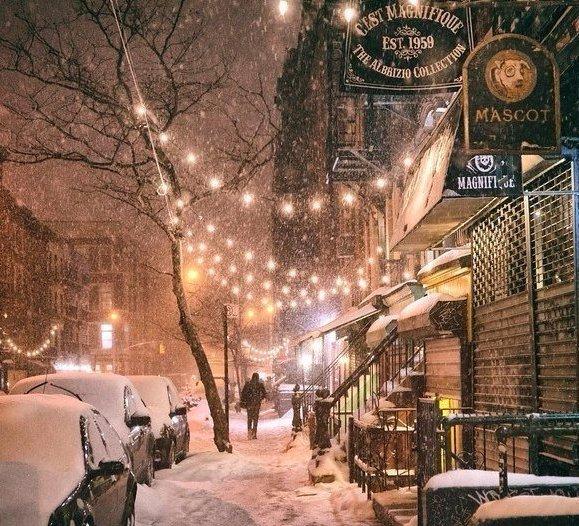Такую зиму я хочу, такую зиму я люблю!
