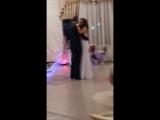 танец свадьба Хаустовы 21.11.2015