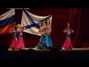 """Школа танца """"ОЧАРОВАНИЕ"""" на концерте, посвященном Дню защитника Отечества 2016"""