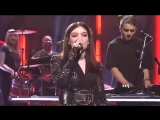 Disclosure - Magnets (feat. Lorde) Saturday Night Live 14 11 2015 Нью-Йорк