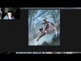 Templar Assassin Art Sream vol1