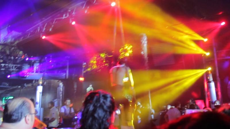 шоу- программа в Arena Club Bar Street Marmaris Turkey 2015.