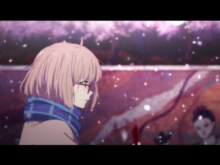 За гранью ( фильм - 2 ) Gekijouban Kyoukai no Kanata Ill Be Here - Mirai Hen